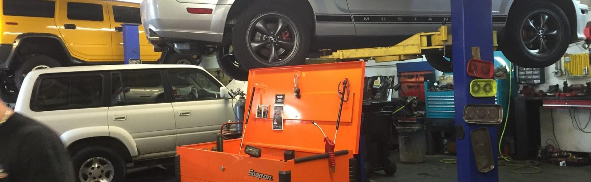 auto repair lexington
