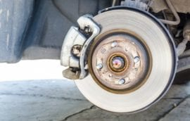 lexington brake repair