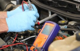 car electrical system diagnosis and repair lexington ky